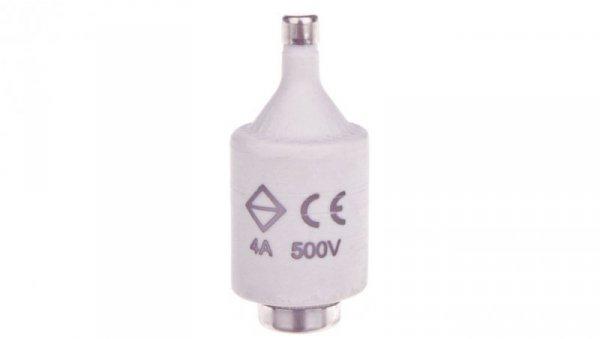 Wkładka bezpiecznikowa BiWts 4A DII gF 500V LE27F04