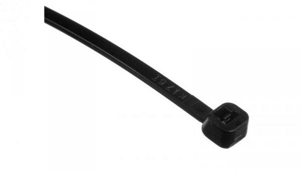 Opaska kablowa odporna na UV TKUV 14/3,6 czarna E01TK-01050100701 /100szt./