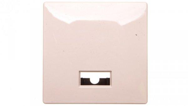 Merten System D Klawisz pojedynczy +okienko kremowy MTN411844