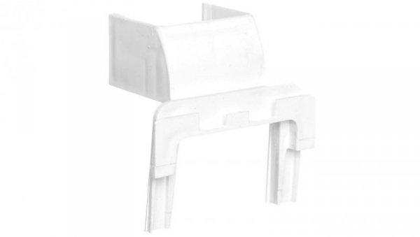 Łącznik kanału DLP 32x20mm biały DLP 32x20 031646