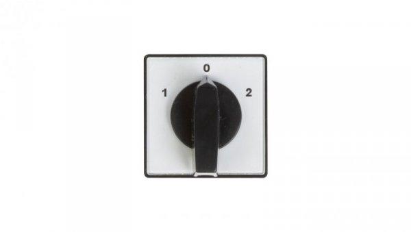 Łącznik krzywkowy 1-0-2 1P 10A do wbudowania 4G10-51-U 63-840338-011