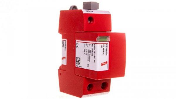 Ogranicznik przepięć B Typ 1 1P 50kA 2.5kV DEHNbloc M 255 FM 961125
