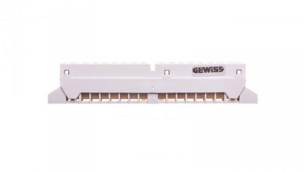 Listwa zerowa do rozdzielni 1x25 + 7x10mm2 40CD GW40401