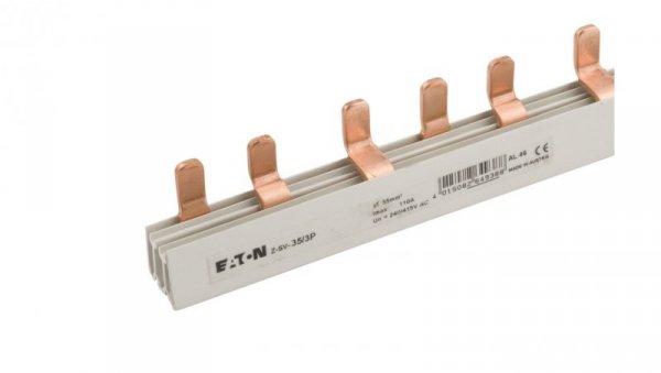 Szyna łączeniowa 3P 110A 35mm2 sztyftowa Z-SV-35/3P 264938