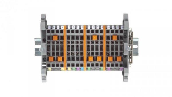 Listwa pomiarowa LPW 16-torowa wersja EKO wykonanie suwakowe 847-502