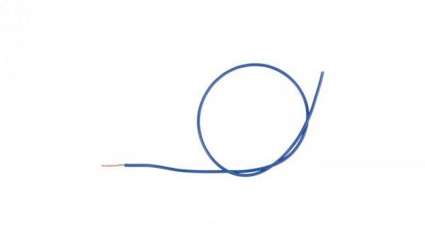 Przewód instalacyjny H05V-K 0,75 ciemnoniebieski 4510142 /100m/