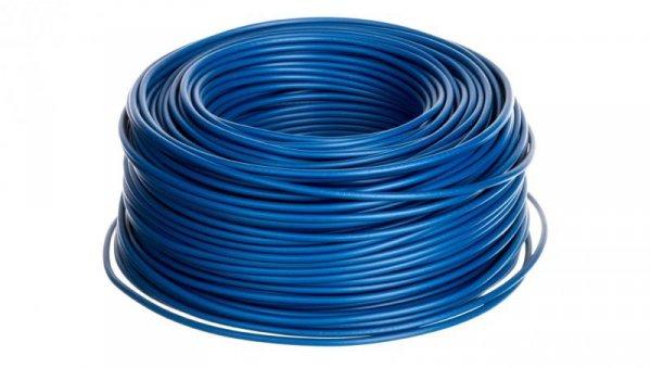 Przewód instalacyjny H07V-K 2,5 ciemnoniebieski 4520142 /100m/