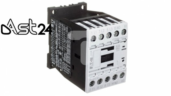 Stycznik mocy 12A 3P 42V AC 1Z 0R DILM12-10(42V50HZ,48V60HZ) 276826