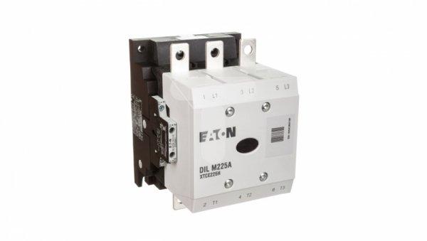 Stycznik mocy 225A 110kW 3P 190-240V AC 2Z 2R DILM225A/22(RAC240) 139547