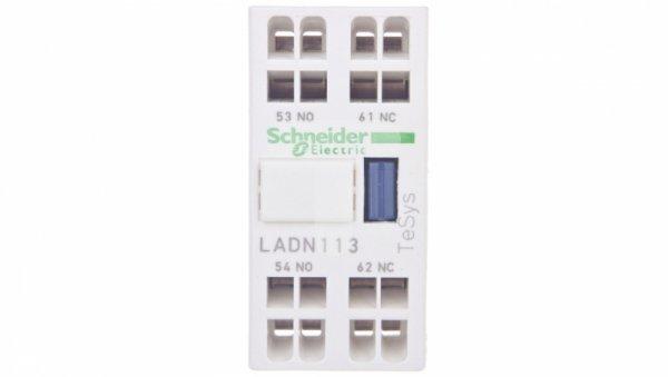 Styk pomocniczy 1Z 1R montaż czołowy LADN113
