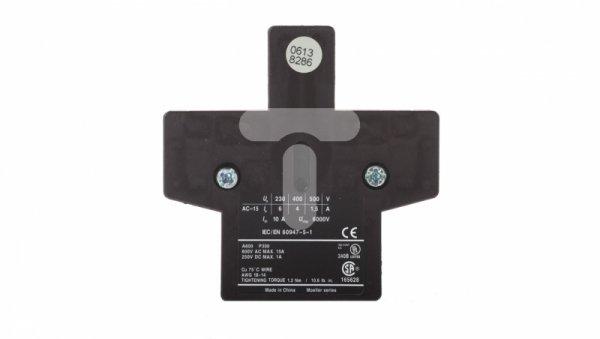 Styk pomocniczy 1Z 1R montaż boczny DILM820-XHI11-SI 208281