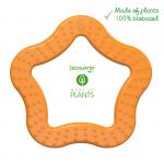 Gryzak sensoryczny Bioserie Teether Star Orange