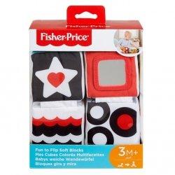 Fisher Price Miękkie klocki sensoryczne