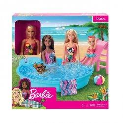 Barbie Basen + lalka