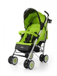 Wózek Meteor Green Milly Mally