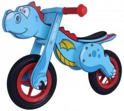 Rowerek Biegowy Dino Mini Blue Milly Mally