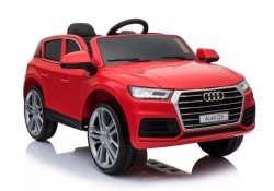 Auto na Akumulator Audi Q5 Czerwone