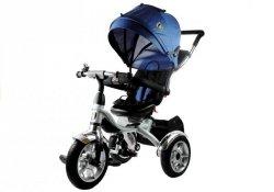 Rower Trójkołowy PRO500 Granatowy