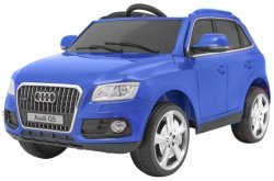Auto na akumulator Audi Q5 Lakierowany Niebieski
