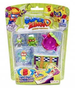 Magic Box SuperZings 3 Blister 5 Pack