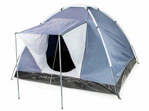 Namiot turystyczny 4os. 200x200 cm moskitiera