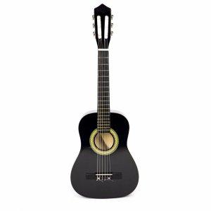 Duża Gitara dla dzieci duża drewniana 6 strun ECOTOYS