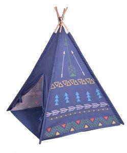 Namiot namiocik tipi wigwam domek dla dzieci fioletowy Ecotoys