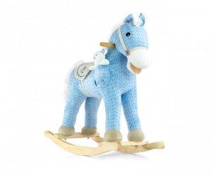 Konik na biegunach  Pony Blue Milly Mally