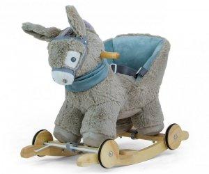 Osiołek na biegunach Polly - Donkey Milly Mally