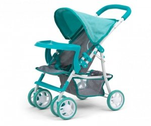 Wózek dla lalek Kate Prestige Mint Milly Mally