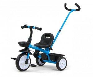 Rowerek Trójkołowy Axel Blue Milly Mally