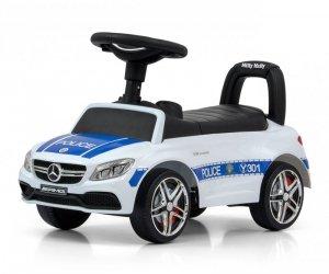 Jeździk Policja pchacz MERCEDES-AMG C63 Coupe Milly Mally