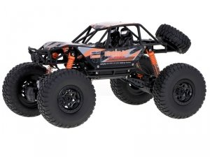 Auto zdalnie sterowane RC Crawler Climbing Car 1:10 4WD pomarańcz
