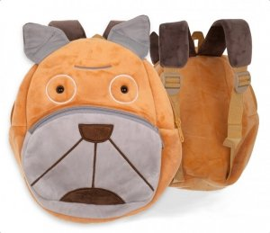 Plecak pluszowy dla przedszkolaka  piesek