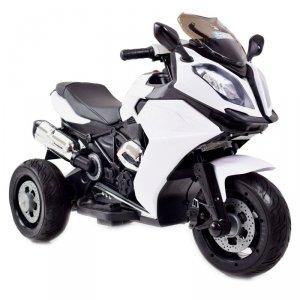 Duży motor ścigacz dla dzieci na akumulator, koła EVA Exclusive