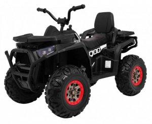Quad na akumulator ATV Desert Czarny