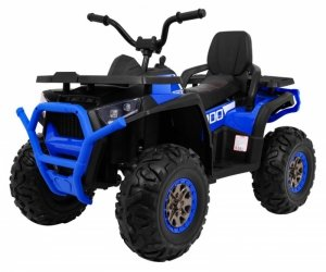 Quad na akumulator ATV Desert Niebieski