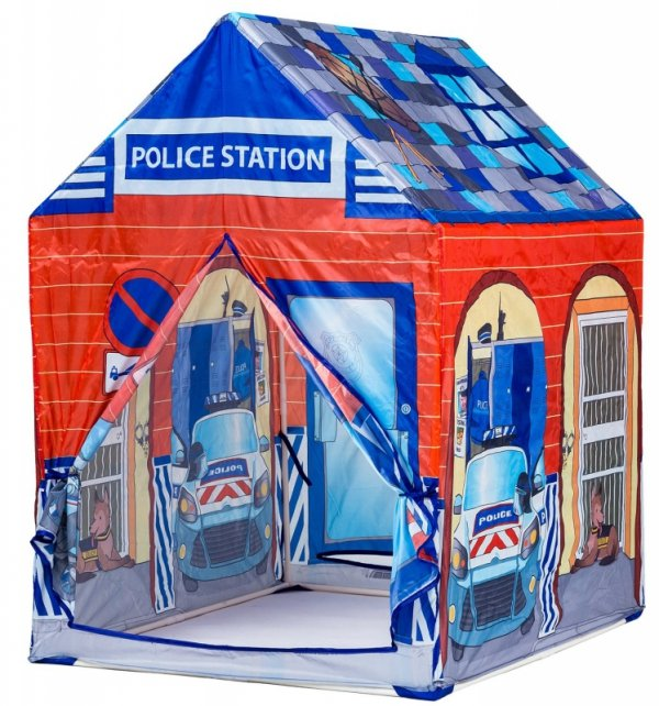 Namiot namiocik domek dla dzieci posterunek police Ecotoys