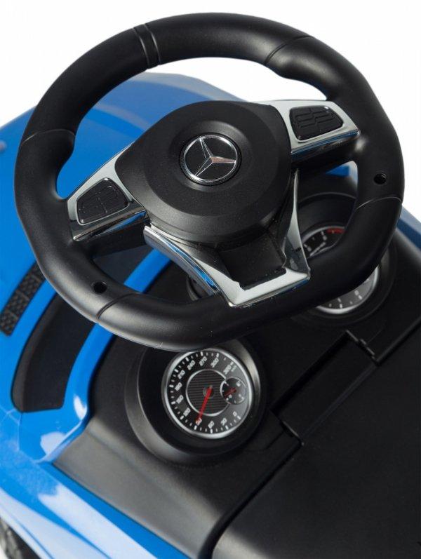 Jeździk pchacz Mercedes AMG GLE 63 Niebieski