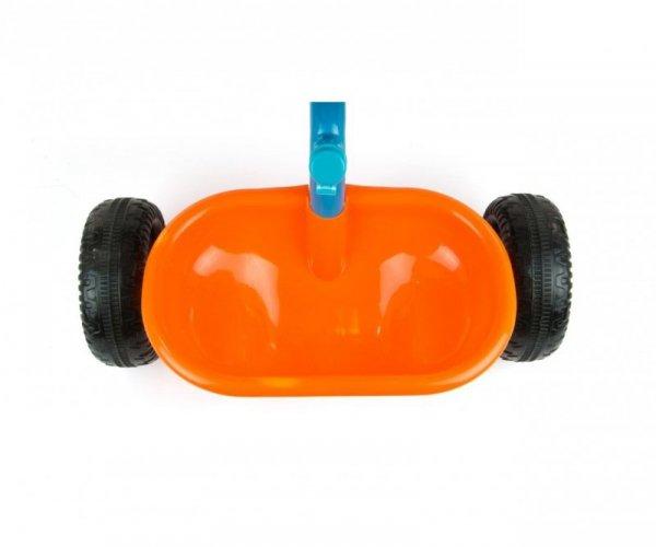 Rowerek Turbo Blue-Green Milly Mally