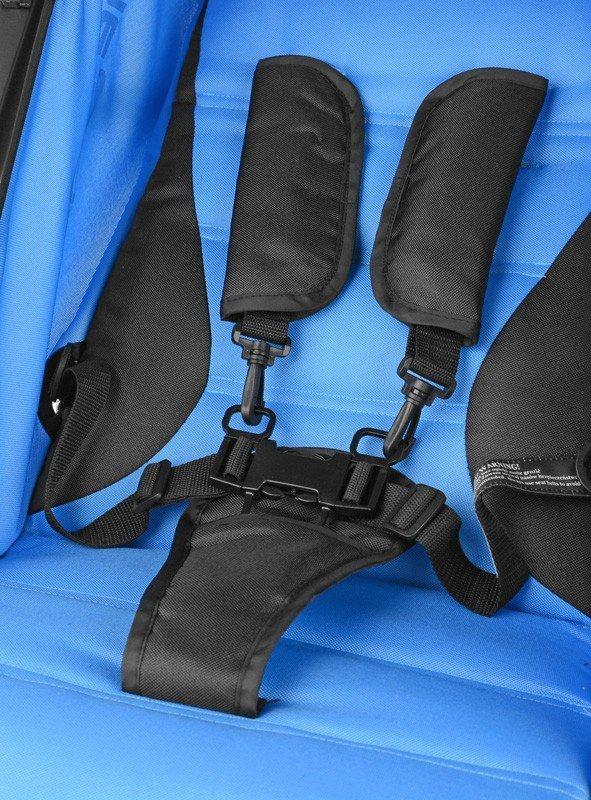 Wózek Meteor Blue Milly Mally
