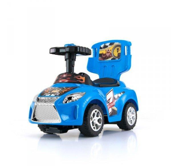 Jeździk 3w1 Pojazd Kid Red Milly Mally