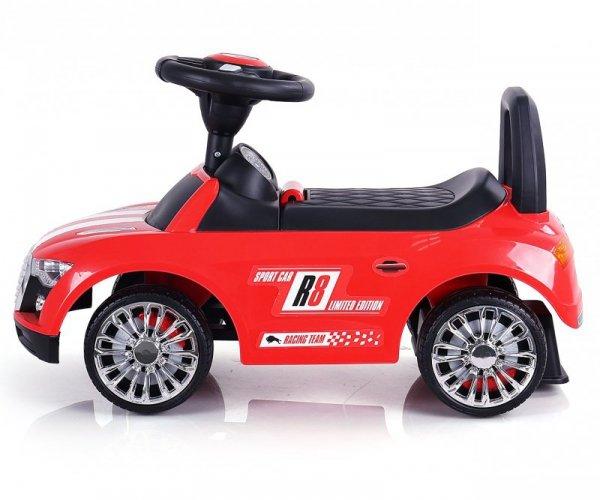 Jeździk pchacz Racer Red Milly Mally