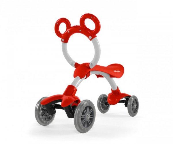 Rowerek biegowy jeździk  Orion Flash Red Milly Mally