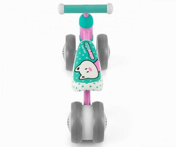 Jeździk rowerek biegowy Pojazd Micro Cat Milly Mally