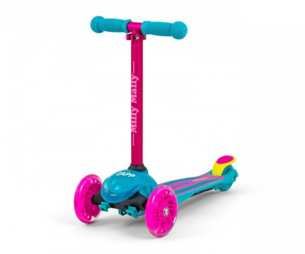 Milly Mally Scooter Zapp Pink