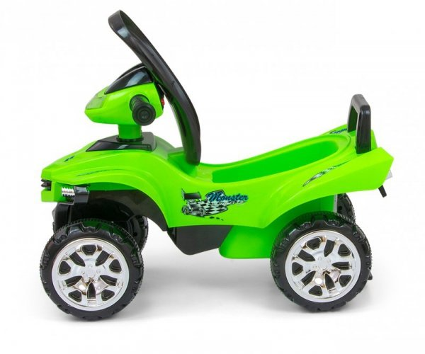 Jeździk pchacz Monster Green Milly Mally