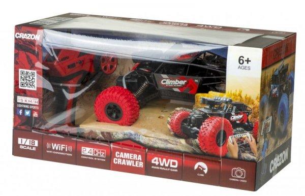 Samochód RC Climber Crazon 2.4Ghz 4WD Kamera WiFi