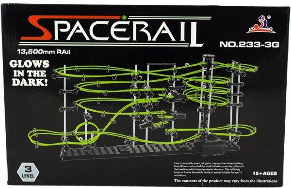 Spacerail glow świecące w ciemności level 3