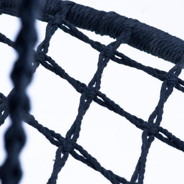 Bocianie gniazdo huśtawka niebieskie 80cm